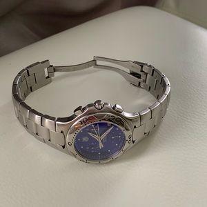 TAG Heuer CL1112 Royal Blue Kirium Men's watch.